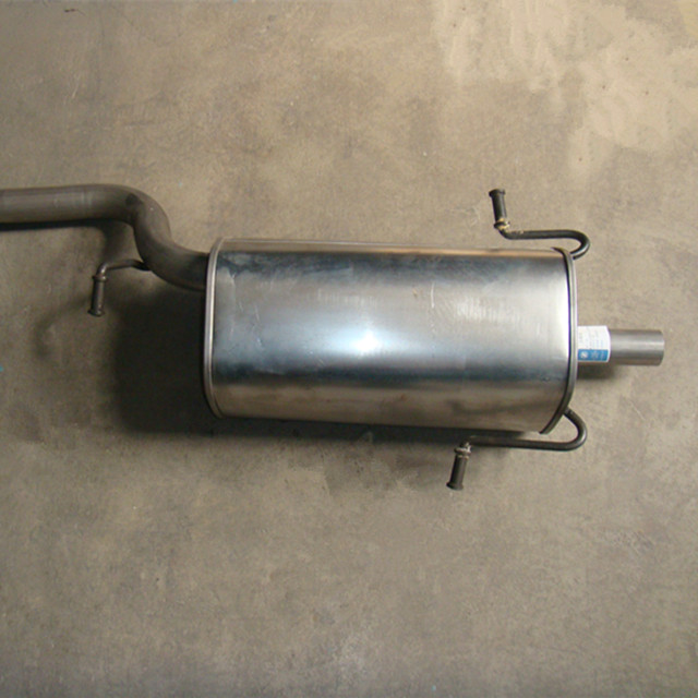 Car Auto Accessory Motorcycle Parts Exhaust Muffler