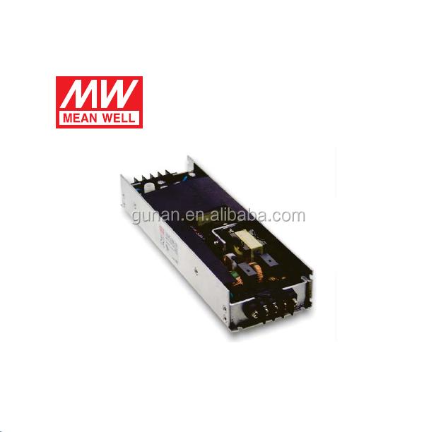 ULP-150 MeanWell 150w U bracket low profile built-in LED lighting power supply