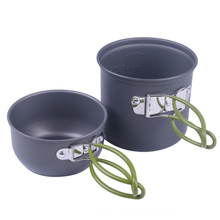 aluminum pot ,ML0007, stainless steel alcohol hot pot