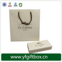 manufacturer luxury chocolate gift boxes packaging with paper bag