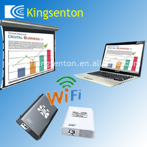 mini wifi projector for office use PPT presentation