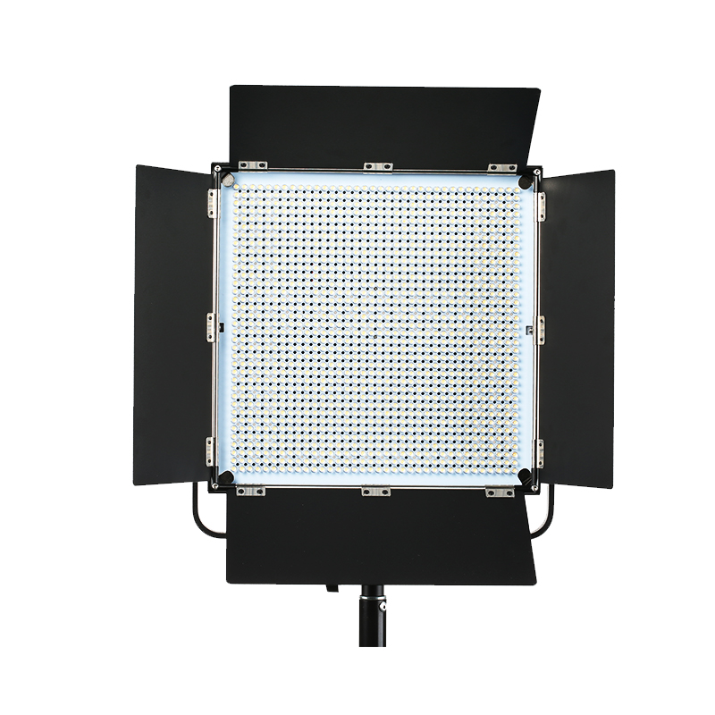 90W dimmable studio photography light video recording led fill light