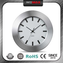 Hot Sales Custom Design Metal 6 Inch Wall Clock For Decorative