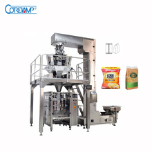 Fast Speed Automatic Niblet Corn Flakes Packing Machines