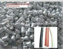 pvc, plastic raw material, pvc granule for ripple pipe