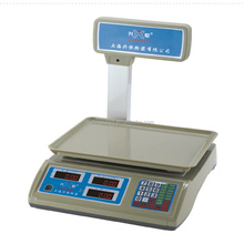 Digital weight equipment for food price electronic price scale