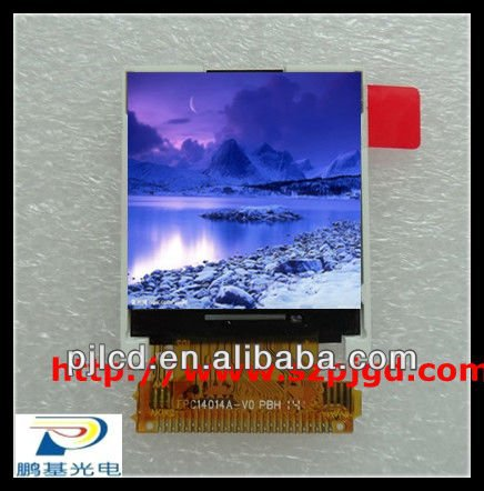 1.4 inch lcd module low power(PJ14012A)