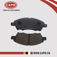 Great price brake pad D430 41060-5Y790 for Nissa n Altima Maxima Sentra Tiida Teana