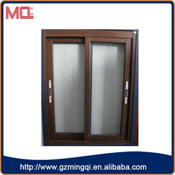 Good Quality Wood Grain Color Aluminum Vs Vinyl Windows, View ... on