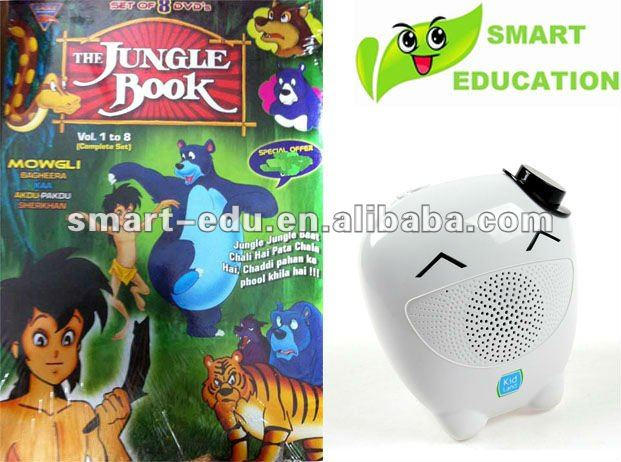 Good quality learing tool story teller with MP3 Player