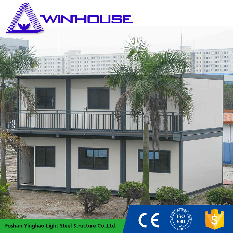 Affordable Easy Install Prefabricated Container House Price
