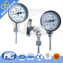 Small dial dry vacuum pressure gage / pressure gauge for boiler / pressure gauge factory direct supplier