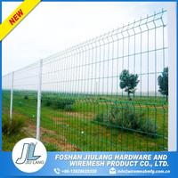 Alibaba china supplier rotproof metal wire mesh fence