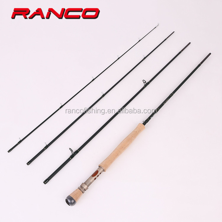 "9'0"" China New Selling #7 wt Carbon Fly Fishing Rod"