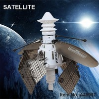 Toy Intellingent induction satellite remote control infrared flying saucer