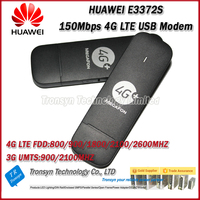 Original Unlock LTE FDD 150Mbps 150Mbps HUAWEI 4G LTE USB Dongle E3372 Support 800/900/1800/2100/2600Mhz