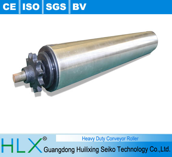 2017 New design free PVC conveyor roller with CE certificate