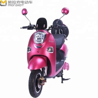 Morakot 2018 Hot Sale BP2 Chinese Factory Price 800W Motor Vintage Vespa Style Electric Scooter