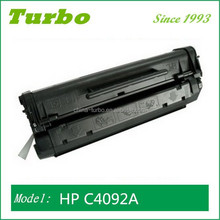 21-year manufacturer, compatible HP C4092A C-4092A 92A laser toner cartridge