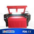 TS1610 Textile laser cutting machine