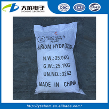 99% manufacturer low-price barium hydroxide monohydrate