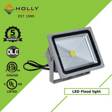 30W LED Floodlight 3000-6500K, RGB optinal, 1-10V Dimmable Driver