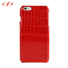 Mobile phone accessories, crocodile case for iPhone 7 croco case for iPhone7
