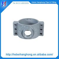 2 inch pipe clamp, metal clamp, stainless steel pipe clamp