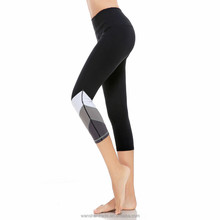 Fashion Top Quality Quick Dry Yoga Pants Running Sports White Yoga Pants