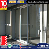 Top Quality Aluminum Sliding Doors Comply