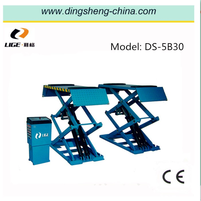 Lengthen Type One Cylinder Hydraulic Scissor Lifts