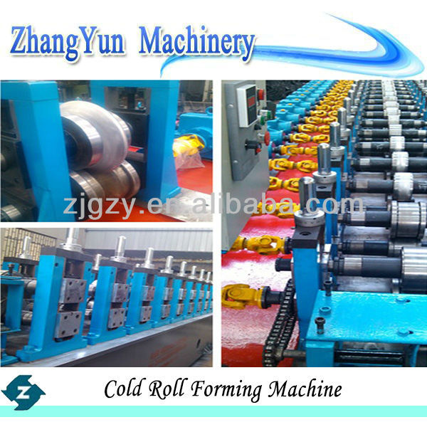Light Steel Frame Cold Rolling Mill