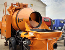 YG JBT popular concrete mixer with pump in india price in india China supplier
