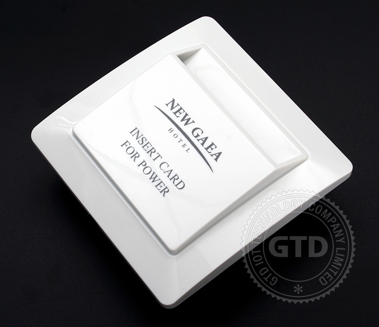 New Hot Sale Design Hotel RFID Card Energy Saver Switch Key Card Power Switch
