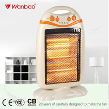 1200W Room tubular electric Halogen Heater Halogen infrared heater with CE certificate