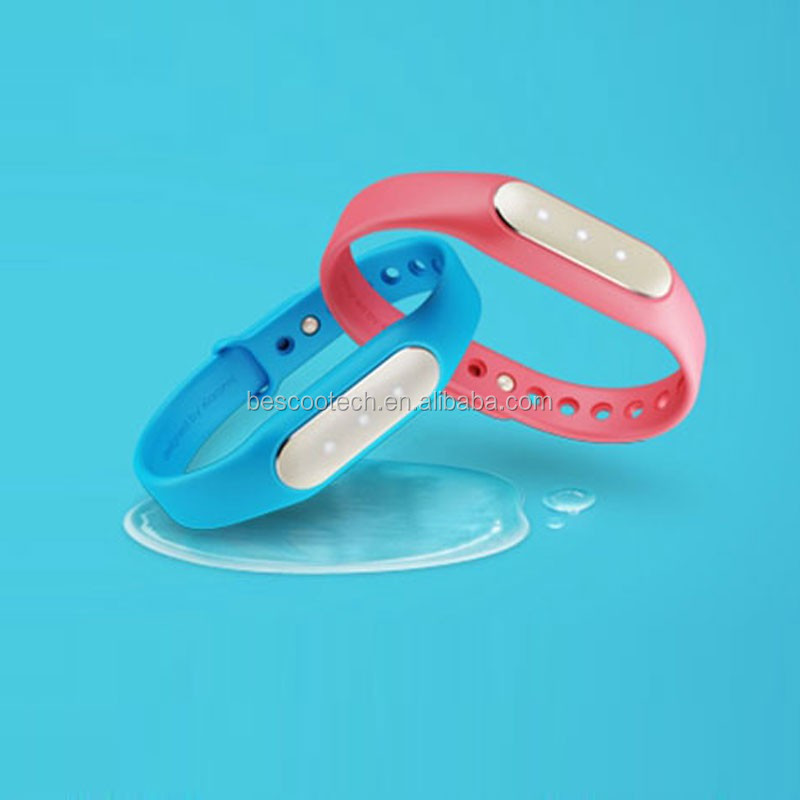 Original Xiaomi Mi Band 1S Bracelet MiBand Bluetooth IP67 Waterproof Smart Wristbands Heart Rate Monitor Unlock Xiaomi Phones