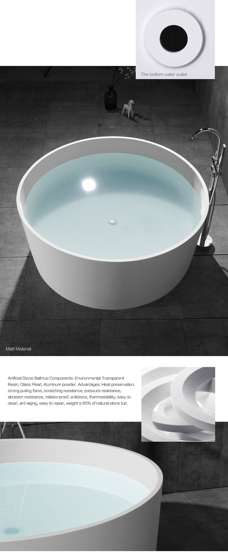 2 person indoor hot dutch soaking tub