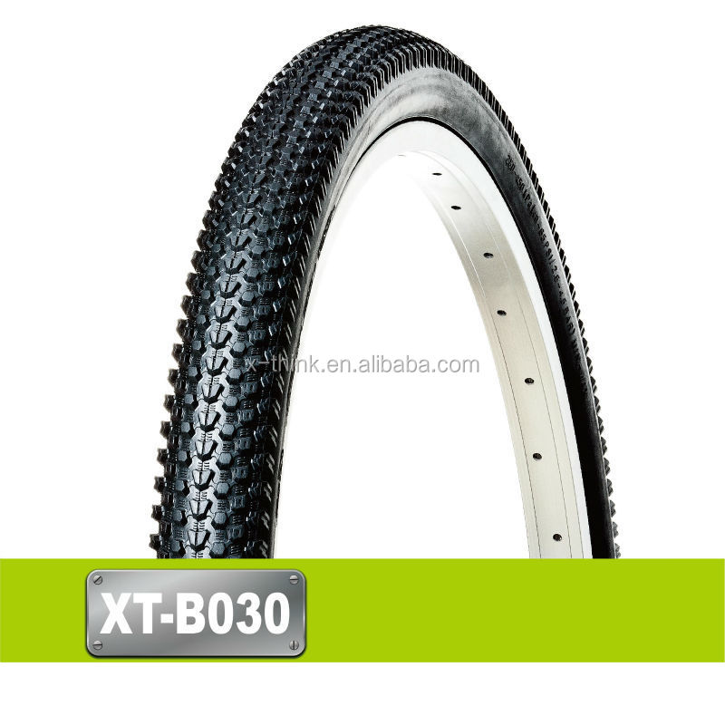 Superior quality mountain solid rubber bike tire 27.5*2.10