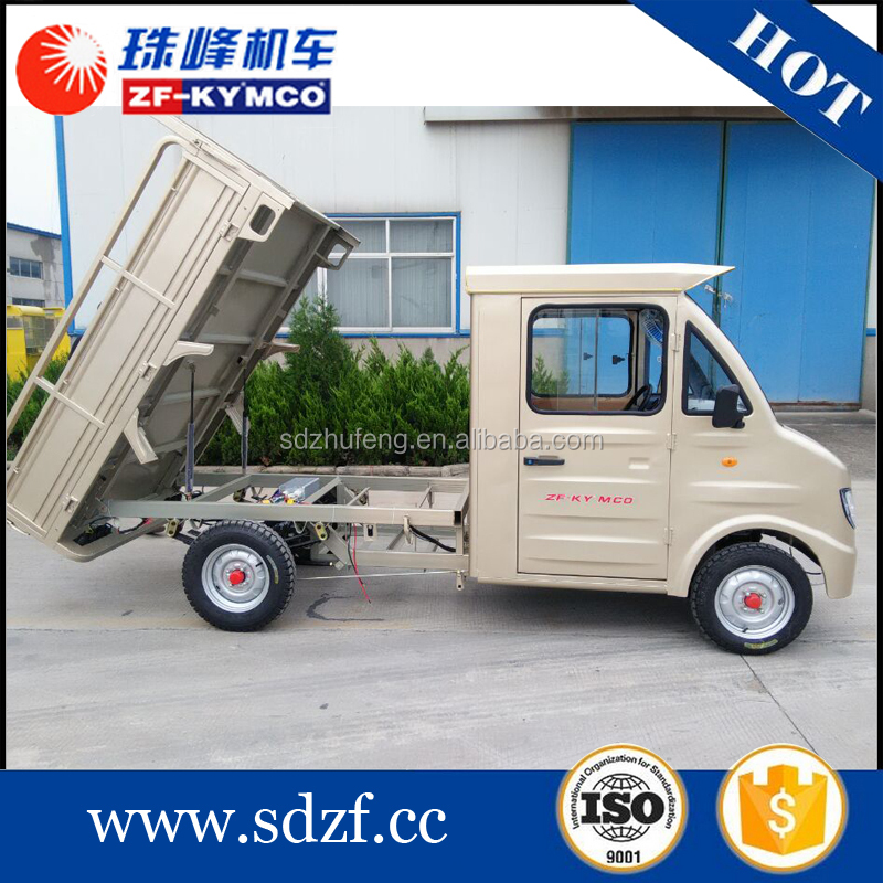 China mini electric delivery conversion van