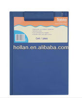 Hot Sale Plastic A5 Paper Clipboard