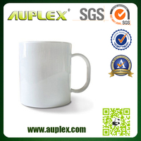 11oz White Coated Sublimation Promotion Mug on Wholesale