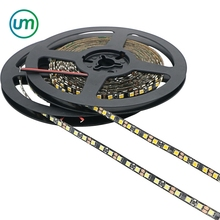 IP20 Narrow Side 5mm LED Strip Light 2835 SMD Flexible Diode Tape Lamp White/Black PCB 120leds/m DC12V Tiras Led Ribbon