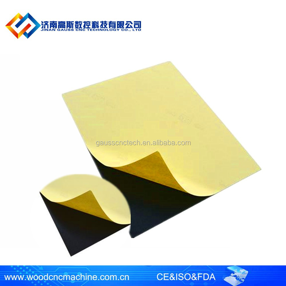 Wonderful Double-adhesive pvc sheets for photo book/weddig album making/album inner page made in China