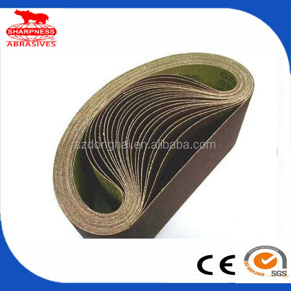 "HD13.3 joint abrasive sanding belt 1/2"" x 18"""