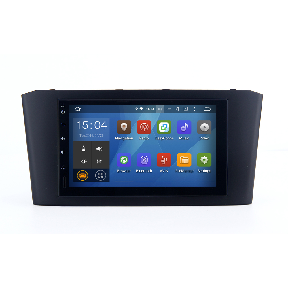 Cheap 7 Inch USB flash drive touch screen car dvd player for toyota
