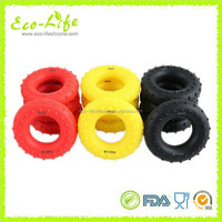 6.8cm 30/40/50LB Silicone Fitness Massage Exercise Hand Grip Ring