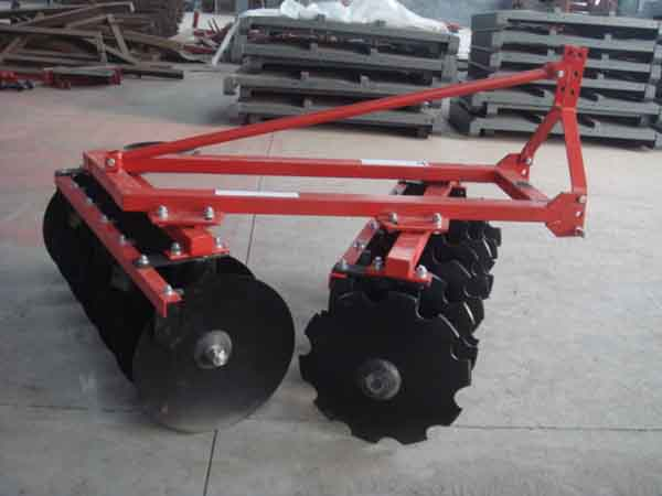 farm machine disc harrow for tractor