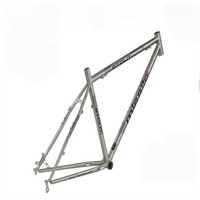 Hot selling titanium mountain bike frame 29er with great price