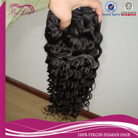 Popular hot sale high quality 8 inch virgin remy brazilian hair weft