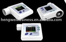 pulmonary function tester spirometer lung function tester